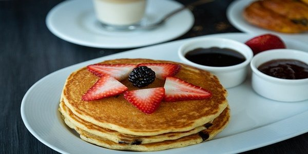 Easy Low-Fat Protein Pancakes Recipe